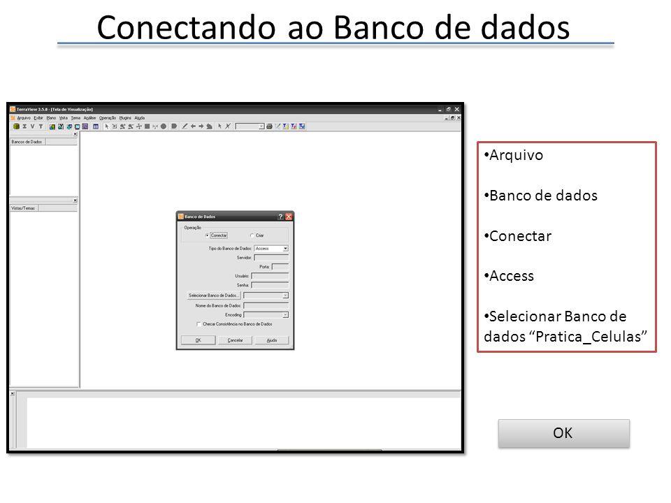 O BD Pratica_Celulas