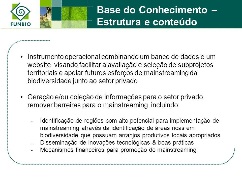 Base do Conhecimento - Etapas Construção da estratégia Sensibilização do uso Desenvolvimento do Portal Homologação