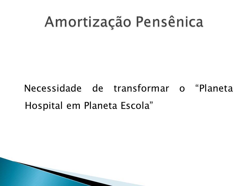 """Necessidade de transformar o """"Planeta Hospital em Planeta Escola"""""""