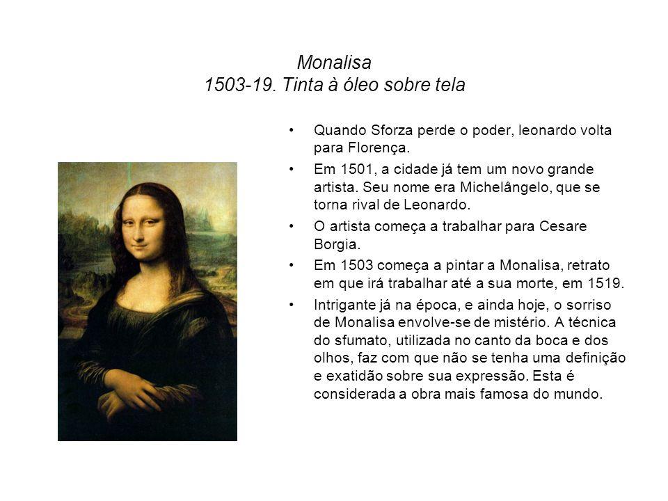 Monalisa 1503-19.