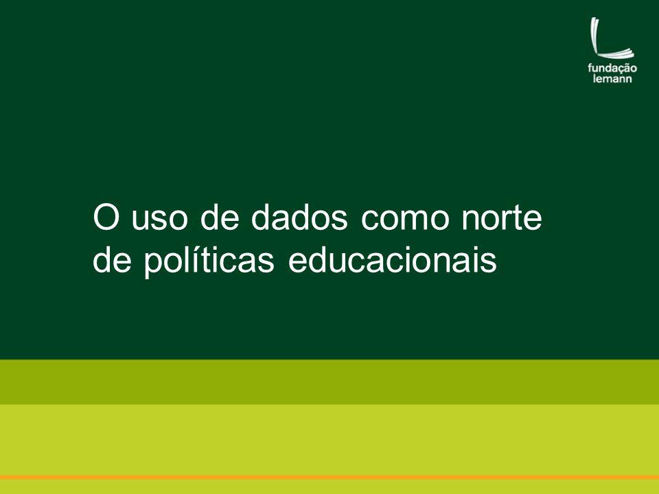 O uso de dados como norte de políticas educacionais