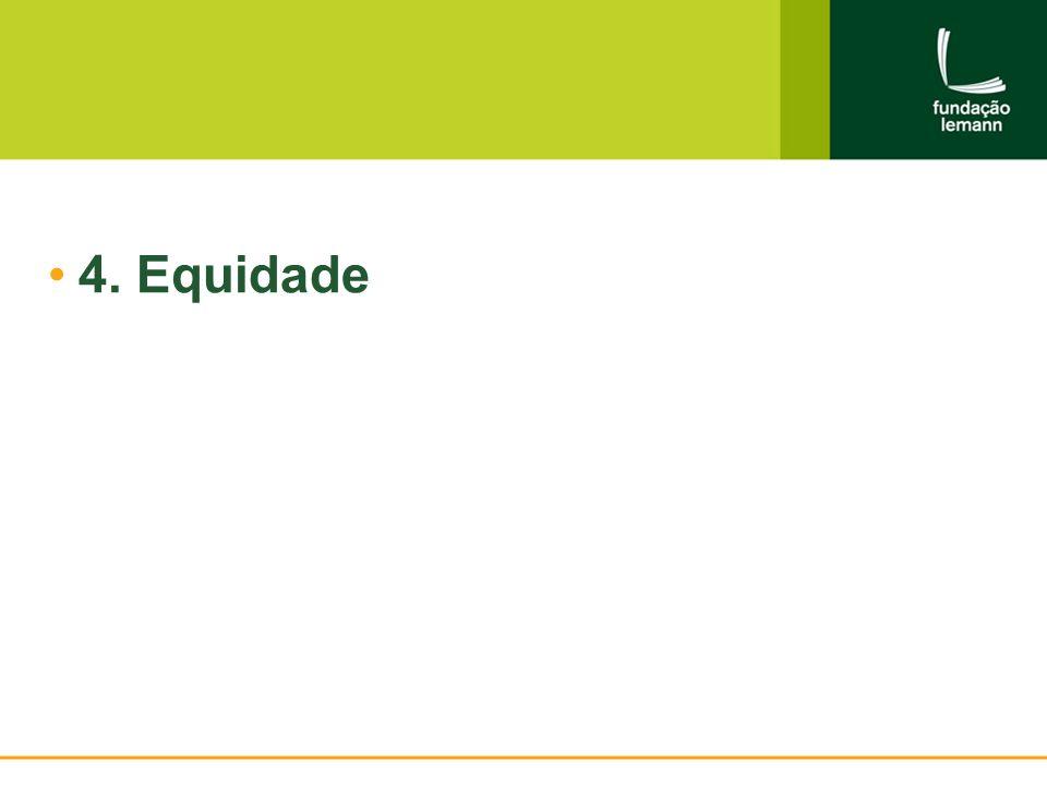 4. Equidade