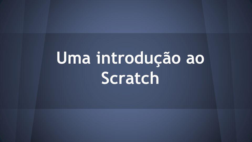 Scratch foi construído em cima do ambiente Squeak, desenvolvido por Alan Kay e colegas.