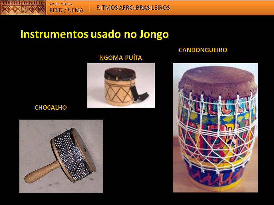 O Jongo na atualidade Atualmente muitos jongos desapareceram já que por ser uma forma de expressão afro- brasileira foi muito perseguida durante o período pós-abolição.