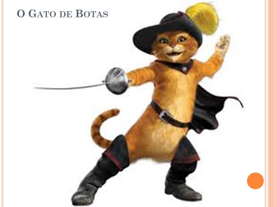 O G ATO DE B OTAS