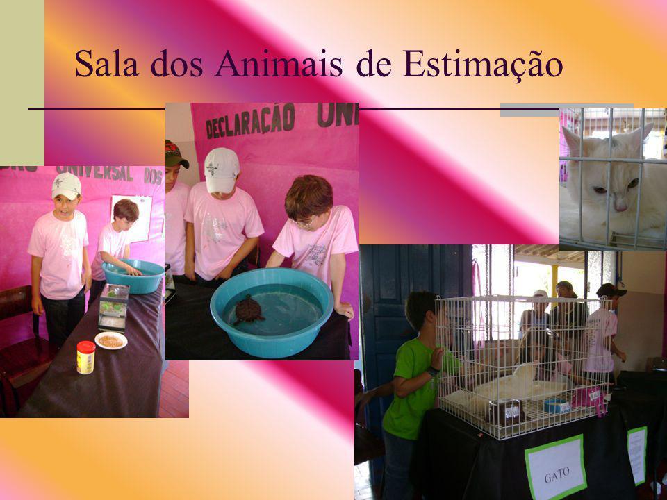 Sala dos Animais de Estimação