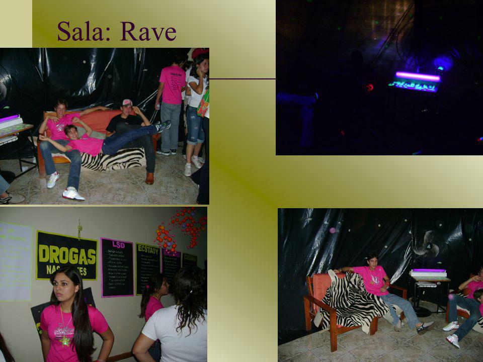 Sala: Rave
