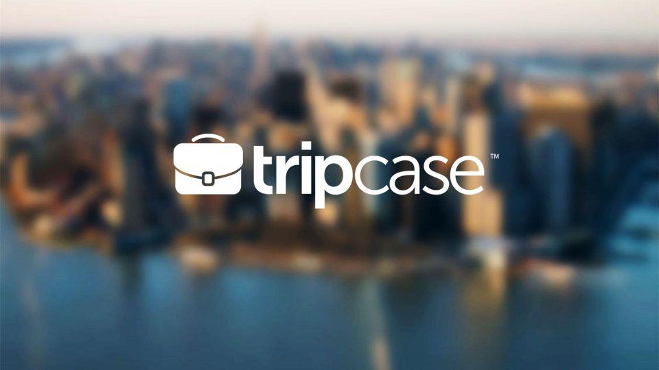 O TripCase oferece um lugar onde os viajantes podem gerenciar suas viagens.