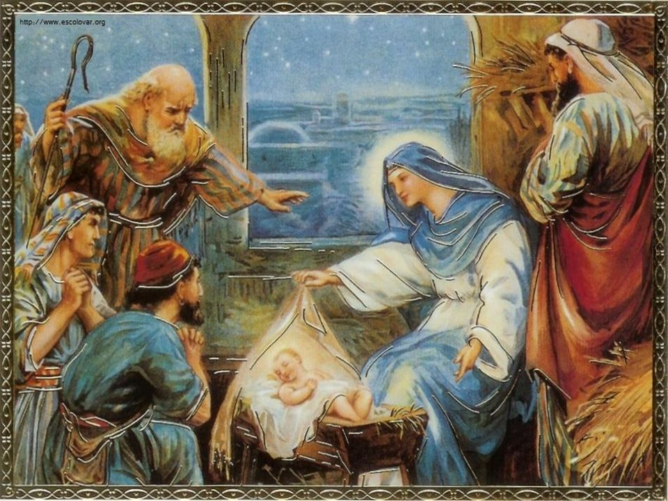 Portanto, João não falou de si próprio: ele falou do Messias presente.