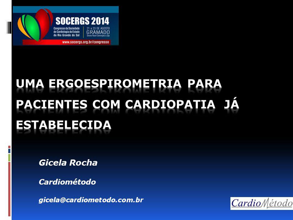 Gicela Rocha Cardiométodo gicela@cardiometodo.com.br