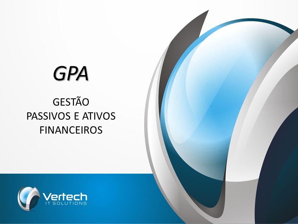 GPA GESTÃO PASSIVOS E ATIVOS FINANCEIROS