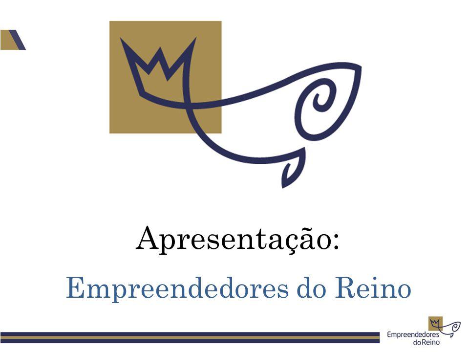 Empreendedores do Reino Nossa Estrutura / Quem somos  Somos empreendedores por excelência  Estamos empreendendo o Reino de Deus  Faremos a maior obra social que esta cidade já viu