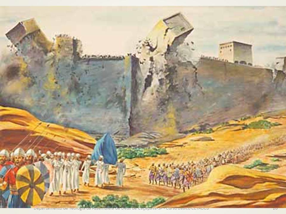 Departamento de Teologia da Assembleia de Deus de Caçapava-SP - Curso Básico CETADEB26