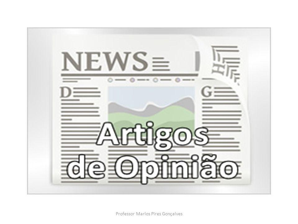 Artigo de opinião Características: É um gênero jornalístico, e como tal é escrito com a linguagem pautada na variante padrão.