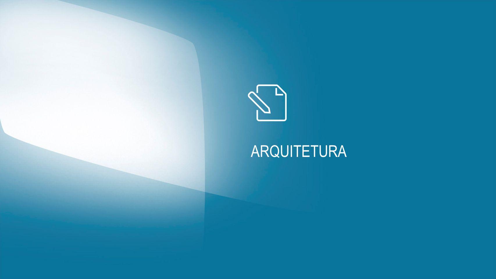 EDUCA MOBILE ARQUITETURA Servidor(es) Web Servidor(es) de Aplicação Internet A arquitetura utilizada foi a mesma dos produtos TOTVS da linha RM.