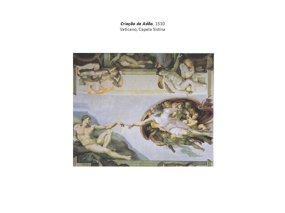 Juízo Final, c. 1536/41 Vaticano, Capela Sistina