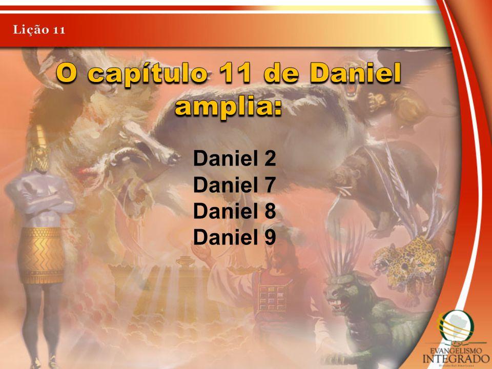 Daniel 8 e 9 Esboço Histórico Três reinos.A Europa dividida.