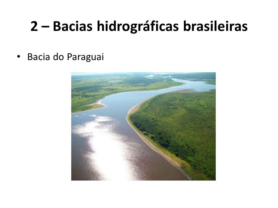 Bacia do Paraguai 2 – Bacias hidrográficas brasileiras