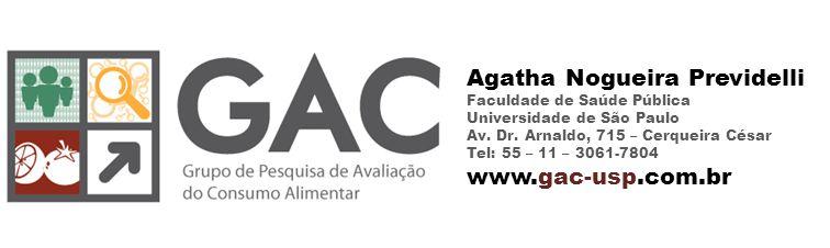 Agatha Nogueira Previdelli Faculdade de Saúde Pública Universidade de São Paulo Av.