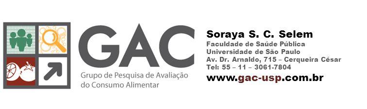 Soraya S. C. Selem Faculdade de Saúde Pública Universidade de São Paulo Av.