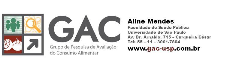 Aline Mendes Faculdade de Saúde Pública Universidade de São Paulo Av.