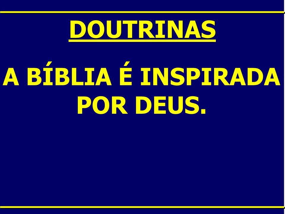 ____DOUTRINAS____ AS QUALIDADES DE DEUS 21., 22. 23. 24.