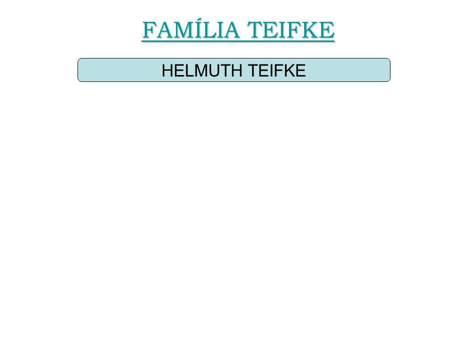 FAMÍLIA TEIFKE FAMÍLIA TEIFKE