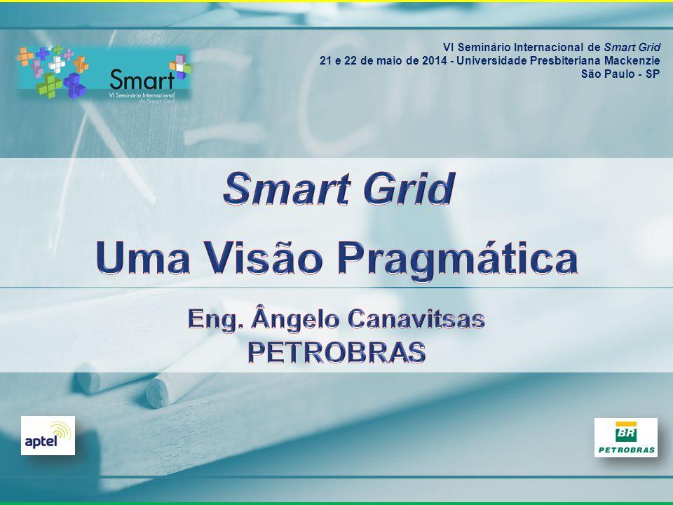 VI Seminário Internacional de Smart Grid 21 e 22 de maio de 2014 - Universidade Presbiteriana Mackenzie São Paulo - SP s APTEL PETROBRAS 2