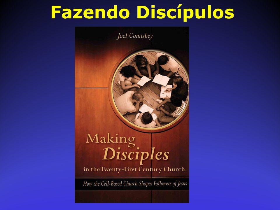 Colhendo os frutos Discipulado através da celebração