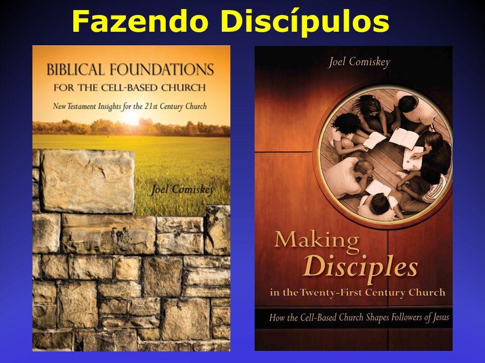 Nos tornamos discípulos no processo do evangelismo. Discipulado através do Evangelismo