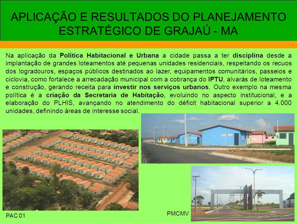 Quadro Urbano-Habitacional PROGRAMAESTÁGIOLOCALIDADE (Bairro) QUANT.