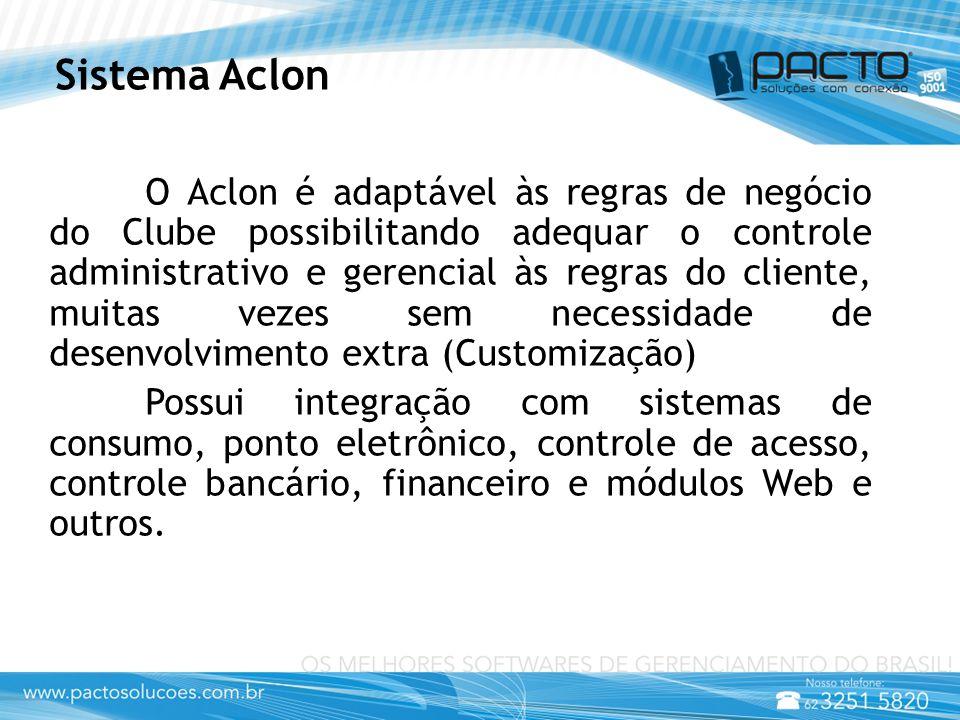 Sistema Aclon