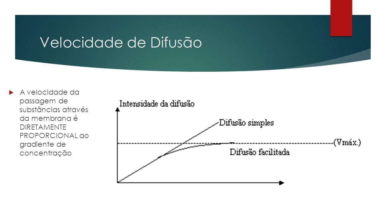 Osmose: O Transporte de Água  Movimento de SOLVENTE (água) quando existe diferença de concentração entre dois meios  HIPERTÔNICO: MAIOR PRESSÃO OSMÓTICA  ISOTÔNICO: PRESSÃO OSMÓTICA EQUIVALENTE  HIPOTÔNICO: MENOR PRESSÃO OSMÓTICA HIPOTÔNICOHIPERTÔNICO OBS: PRESSÃO OSMÓTICA É A PRESSÃO NA QUAL A ÁGUA É FORÇADA A ATRAVESSAR A MEMBRANA