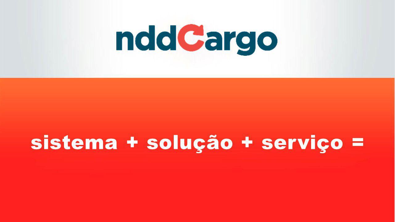 sistema + solução + serviço =
