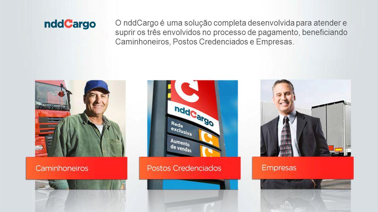 O nddCargo foi desenvolvido para transformar os postos em uma central de serviços.