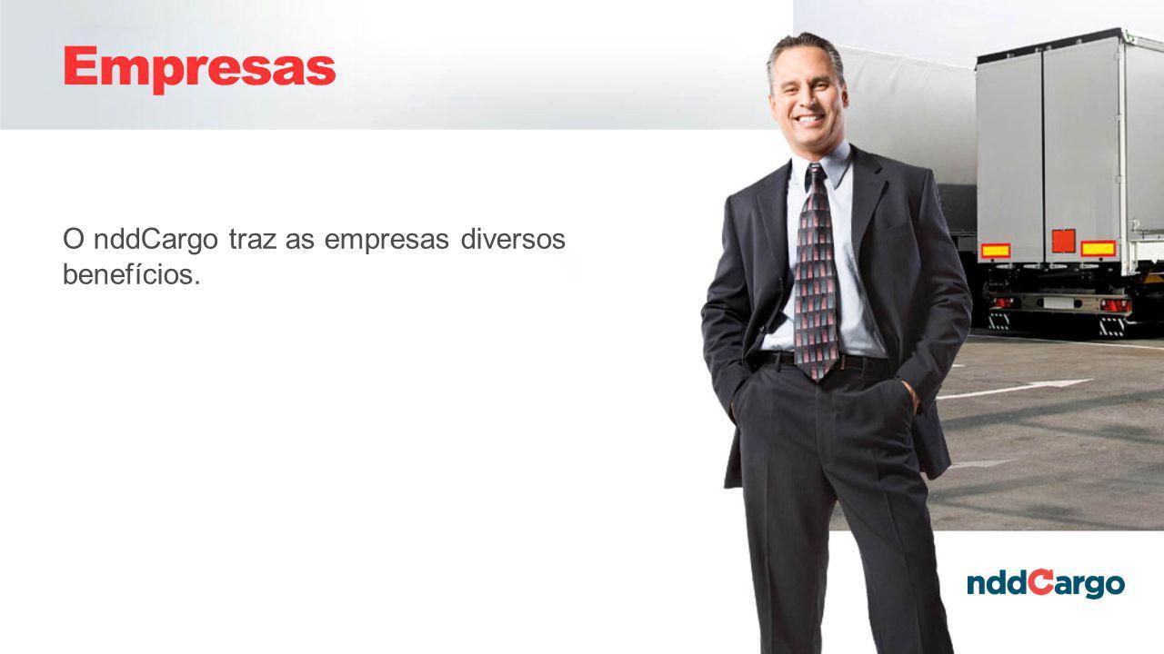 Empresas O nddCargo traz as empresas diversos benefícios.