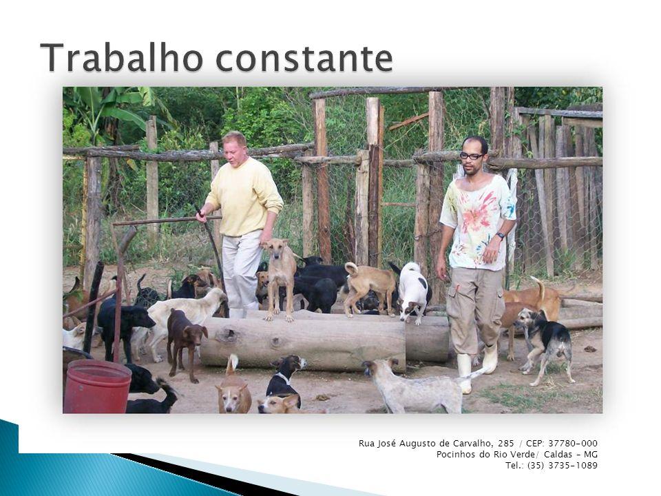 Rua José Augusto de Carvalho, 285 / CEP: 37780-000 Pocinhos do Rio Verde/ Caldas – MG Tel.: (35) 3735-1089