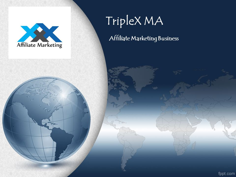 TripleX MA Affiliate Marketing Business