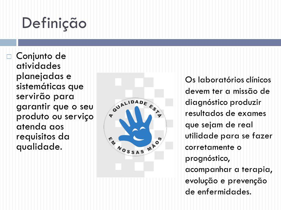 Bibliografia  www.labtest.com.br - Controle de Qualidade nos Processos Analíticos – Dr.