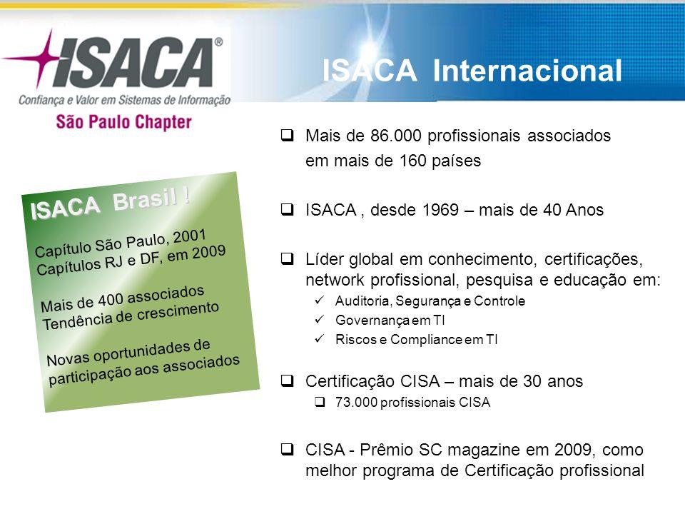 Relatório elaborado com base em uma pesquisa conduzida pela ISACA mostra as definições do Papel do Gestor de Segurança da Informação e as competências requeridas.