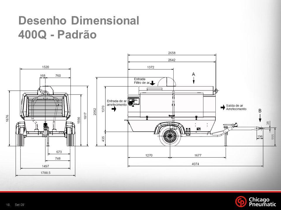 18.Set 09' Desenho Dimensional 400Q - Padrão