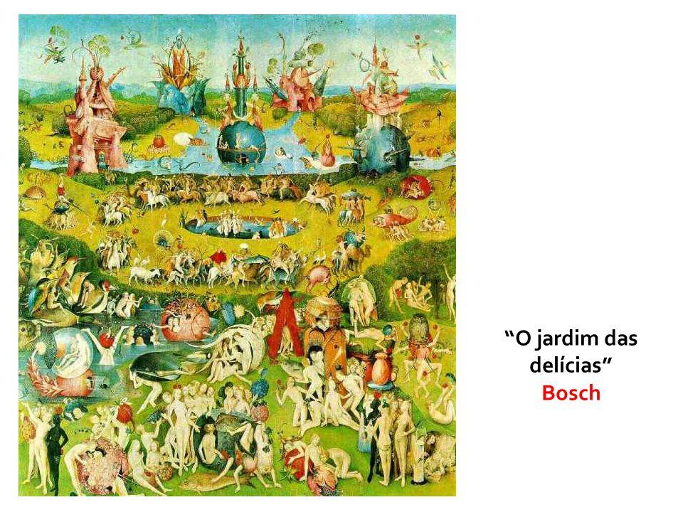 """""""O jardim das delícias"""" Bosch"""