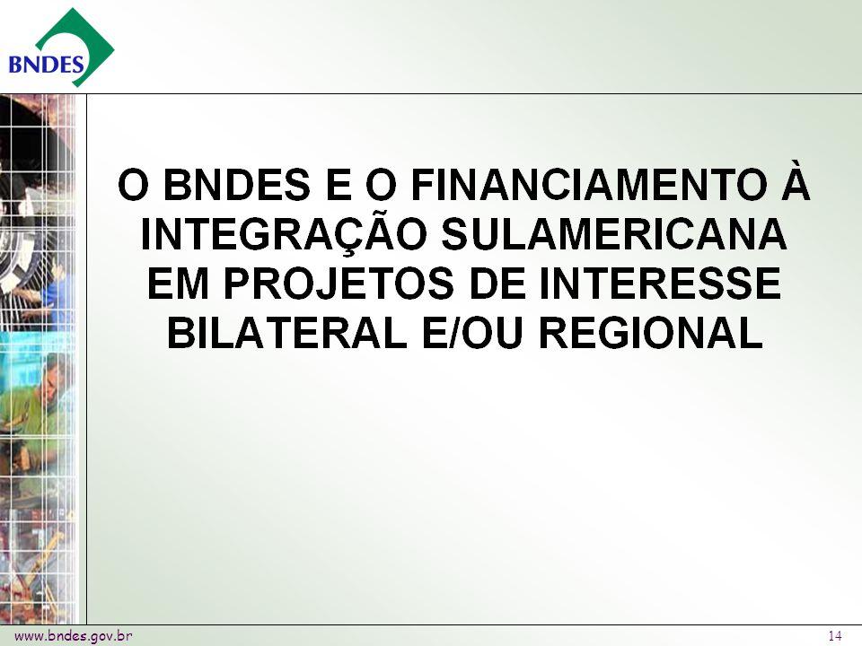 www.bndes.gov.br 14