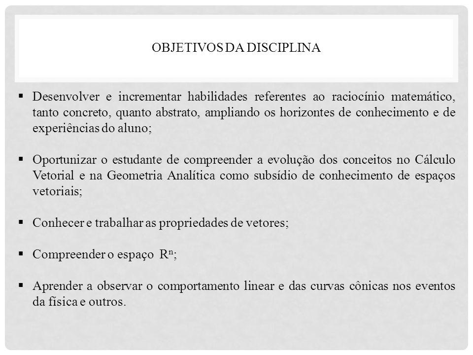 NOTAÇÕES UTILIZADAS A B