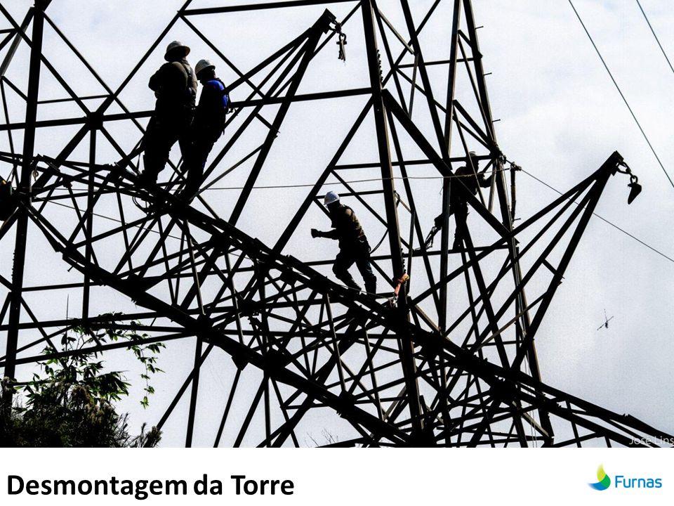 Desmontagem da Torre