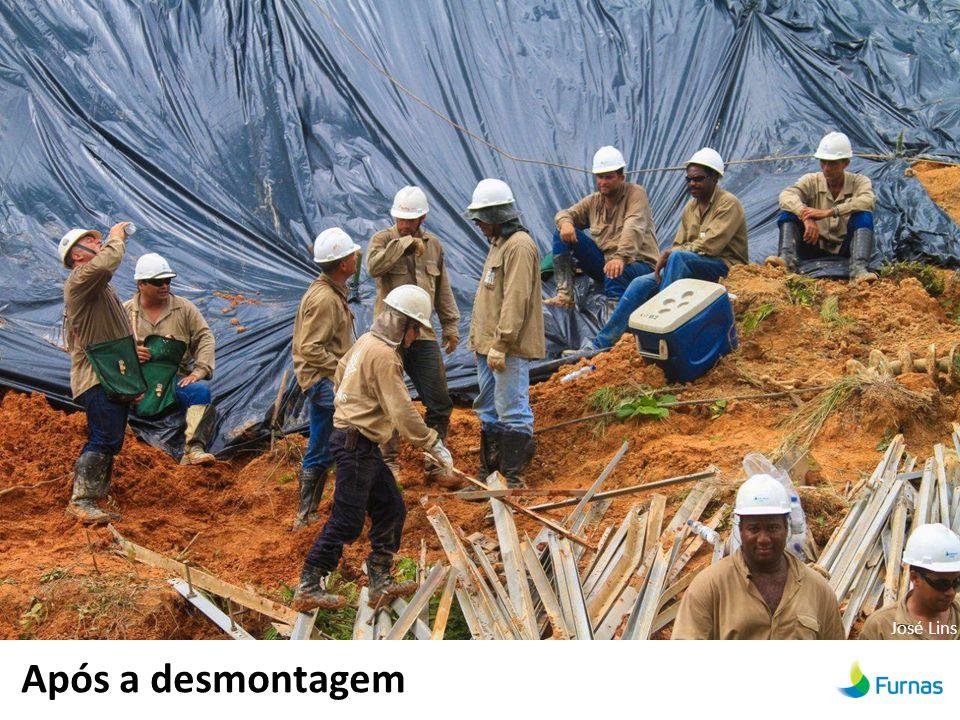 Estoque de água mineral José Lins