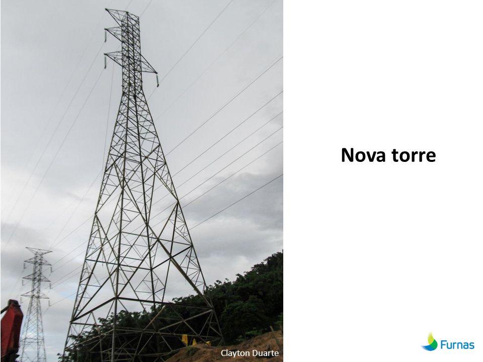 Nova torre Clayton Duarte