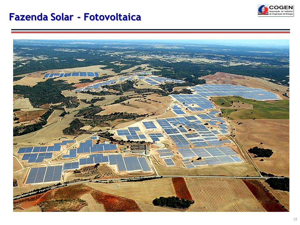 Fazenda Solar - Fotovoltaica 16