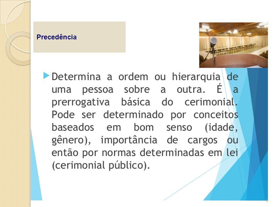 Precedência 3