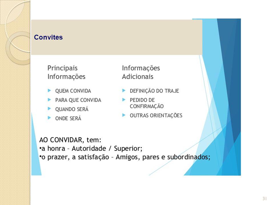 Convites 31